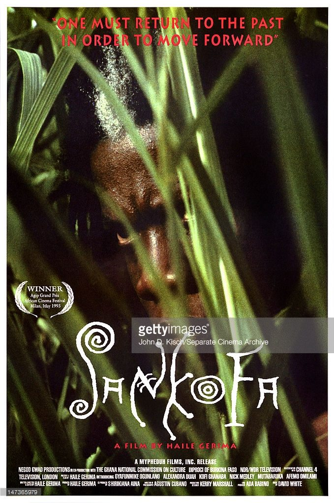 Sankofa movie poster