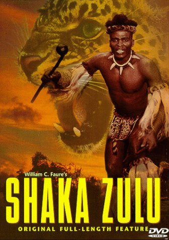 Shaka Zulu film cover